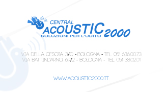 CENTRAL ACOUSTIC 2000 S.R.L. SOC. CON SOCIO UNICO