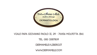 MELE DR.IMMACOLATA