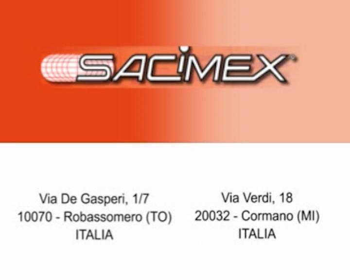 SACIMEX  S.R.L.