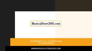 MUSICALSTORE2005.COM S.R.L.
