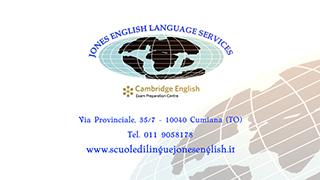 JONES ENGLISH LANGUAGE SERVICES DI JONES DAVID & C. S.N.C.