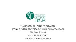 STUDIO ASSOCIATO DI RADIOLOGIA DEI DR. TROIA