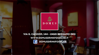 DOMUS DRINK FOOD LAB - AMERICAN BAR - BERGAMO