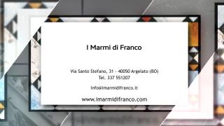 I MARMI DI FRANCO DI MANCA FRANCESCO