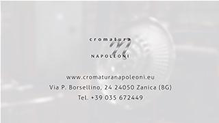 CROMATURA NAPOLEONI S.R.L. – CROMATURA E NICHELATURA - ZANICA