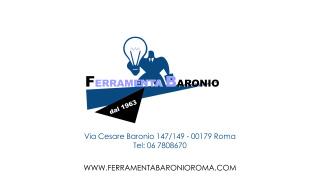 FERRAMENTA BARONIO DI SPERANZA MARCO