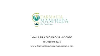 FARMACIA MANFREDA DR. COSIMO